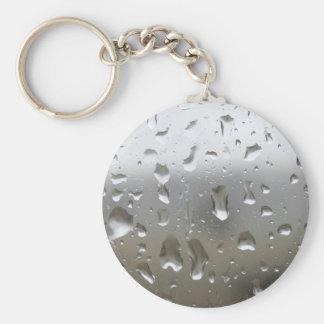 De regenachtige Giften van de Dag Sleutelhanger