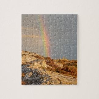De Regenboog van Connemara Legpuzzel