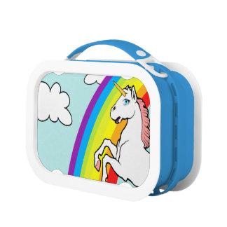 De Regenboog van de eenhoorn Lunchbox