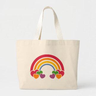 de Regenboog van de jaren '80 & de Zak van Harten Grote Draagtas