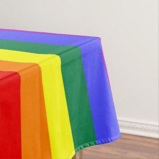 De Regenboog van de Trots van het tafelkleed
