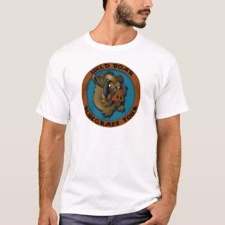 De Reis van Bluegrass van het Everzwijn T Shirt