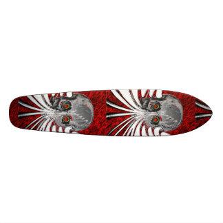De Reis van de schedel 20,0 Cm Skateboard Deck