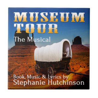 De Reis van het museum Muzikaal Keramisch Tegeltje