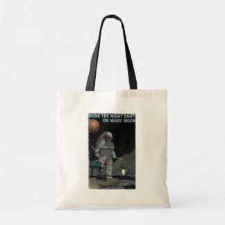 De Rekrutering van Mars - Het Canvas tas van de