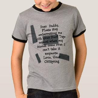 De Reparaties van de Band van de buis T Shirt