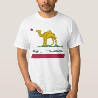 De Republiek van Abu Dhabi niet Californië T Shirt