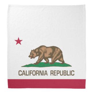 De Republiek van Californië (de Vlag van de Staat) Bandana
