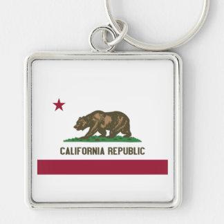 De Republiek van Californië Sleutelhanger