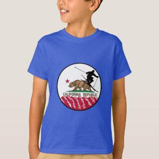 De Republiek van de ski T Shirt