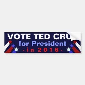 De Republikein van de Verkiezing van het President Bumpersticker