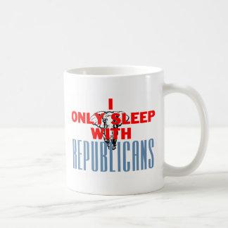 De Republikeinen van de slaap Koffiemok