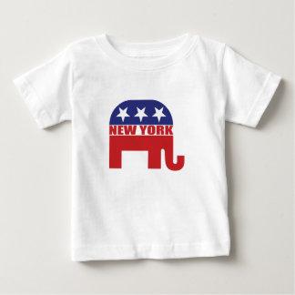 De Republikeinse Olifant van New York Tshirt