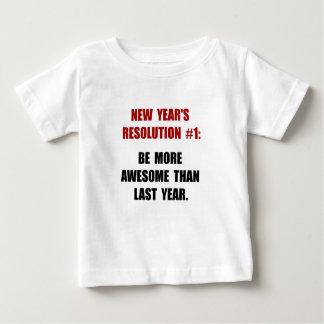 De Resolutie van nieuwjaren T Shirt