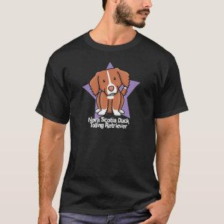 De Retriever van de Tol van de Eend van Nova T Shirt