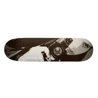 De Retro Raad van SR 18,7 Cm Mini Skateboard Deck