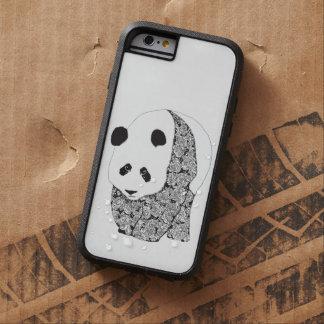 De reuze Panda draagt iPhone 6 Hoesje