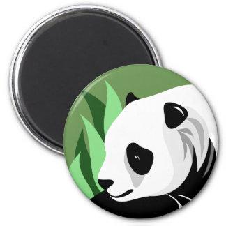 De reuze Panda draagt Magneten