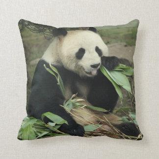 De reuze Panda en de Panda van het Baby werpen Sierkussen