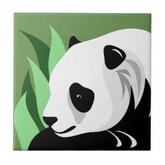 De reuze Tegels van de Kunst van de Panda Tegeltje