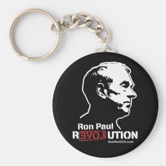 De Revolutie Keychain van Ron Paul Sleutelhanger