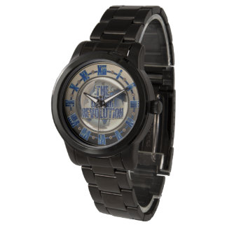 De revolutie van het Denim Horloges