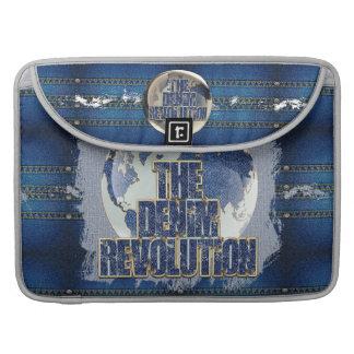 De revolutie van het Denim MacBook Pro Sleeve