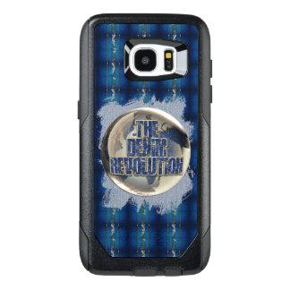 De revolutie van het Denim OtterBox Samsung Galaxy S7 Edge Hoesje