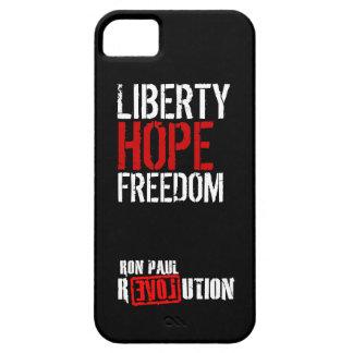 De Revolutie van Ron Paul - Vrijheid, Hoop, Barely There iPhone 5 Hoesje