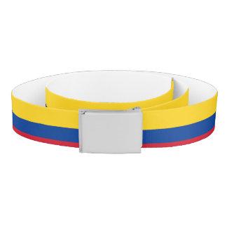 De Riem van de Vlag van Colombia