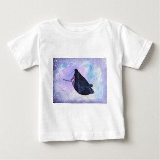 De Rit van de middernacht Baby T Shirts