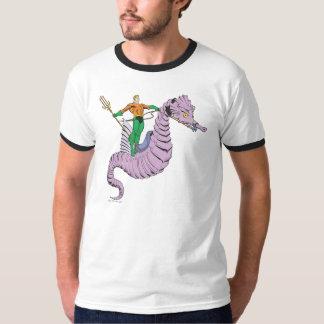 De Ritten Seahorse van Aquaman T Shirt
