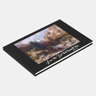 De Rivier Jesus Heals You Guest Book van de