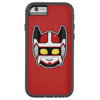 De Robot van Bioman Tough Xtreme iPhone 6 Hoesje