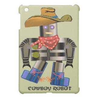 De Robot van de cowboy iPad Mini Hoesjes