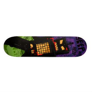 De Robot van de moordenaar 18,1 Cm Old School Skateboard Deck