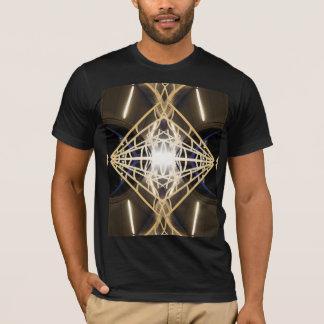 De robotachtige Trendy Elegante Robot van Cyborg T Shirt