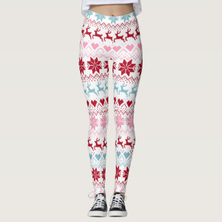 Kerstmis Leggings