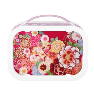 De Rode BloemenUitbarsting van Falln Lunchbox