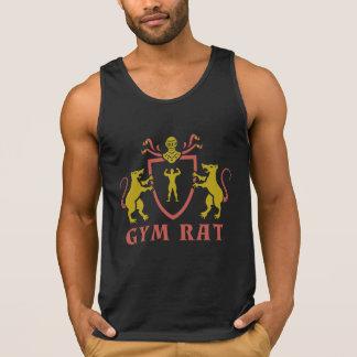 De rode en Gele Tanktop van de Rat van de