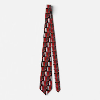 De rode harmonika dassen