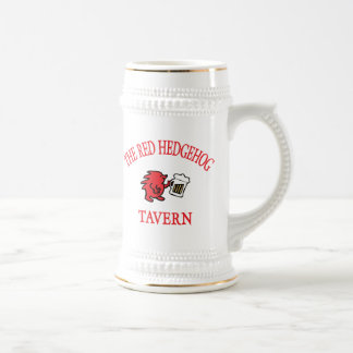 De rode Herberg van de Egel - Wenen Bierpul
