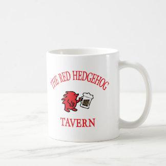 De rode Herberg van de Egel - Wenen Koffiemok