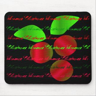 """De Rode Klantgerichte Hulst van Kerstmis """"van de Muismat"""