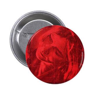 De rode Klantgerichte Knoop van Bezinningen - Speldjes