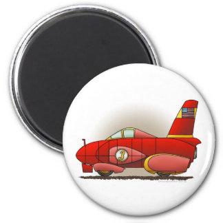 De rode Magneten van de Auto van de Snelheid van h