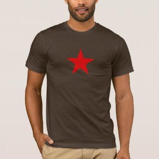 De Rode Ster van Joegoslavië T Shirt