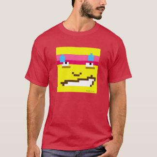 De Rode T-shirt van de Maniak van Morvin