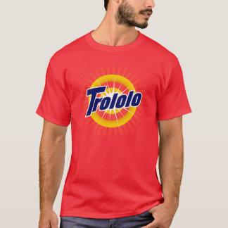 De Rode T-shirt van Trololo