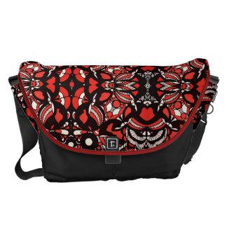 De rode Zak van de Boodschapper van de Afgunst Courier Bags